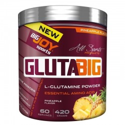 Bigjoy Glutamine 420 Gr