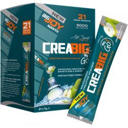 Big Joy Crea Big Go Kreatin 21 Paket