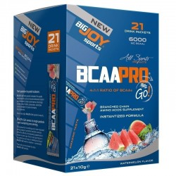 Bigjoy BCAA Pro Go 21 Paket