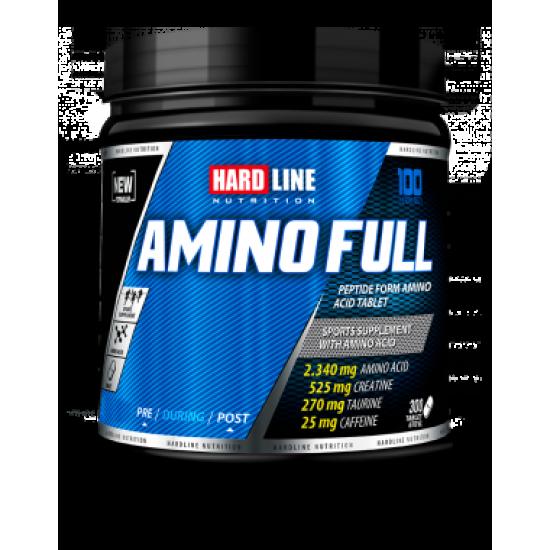 Hardline Amino Full 300 Tablet