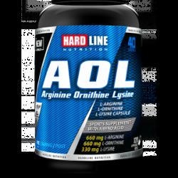 Hardline Aol Arjinin 120 Kapsül