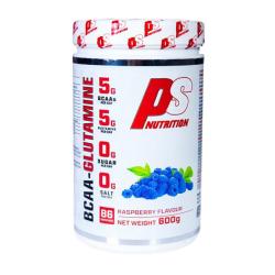 PS Nutrition Bcaa+Glutamine 86 Servis Yaban Mersini Aroma