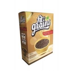 FitGrains Pirinç Patlağı Çikolatalı