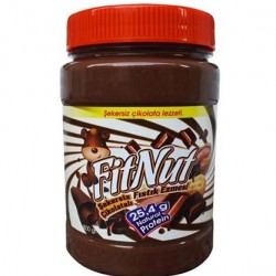 Fitnut Çikolatalı Fıstık Ezmesi 800 Gr