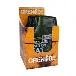 Grenade 15 Paket Thermo Detonatör El Bombası 4 Kapsül