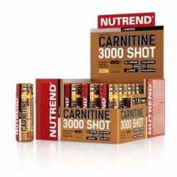 Nutrend L-Carnitine Shot 3000mg 20 Ampül Portakal Aromalı