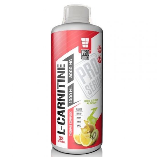 Pro Series L-Carnitine 3000 Mg 1000 Ml Kivi Limon Aroma