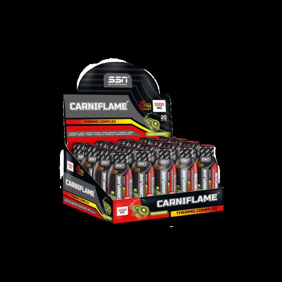 SSN Carniflame 3000 Mg 20 Ampul