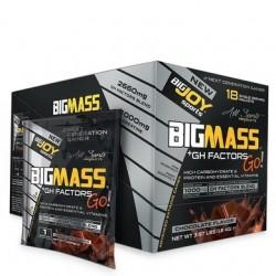 Bigjoy Big Mass +GH Factors Go 18 Paket Çikolata Aroma