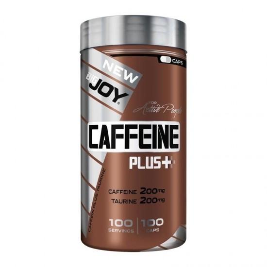 Big Joy Caffeine Plus Kafein 100 Kapsül