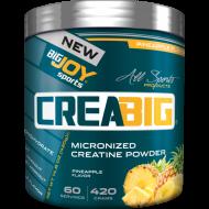 Bigjoy Creabig Creatine 420 Gr Ananas Aroma