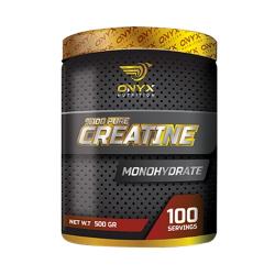 ONYX Nutrition Creatine 500 Gr Aromasız