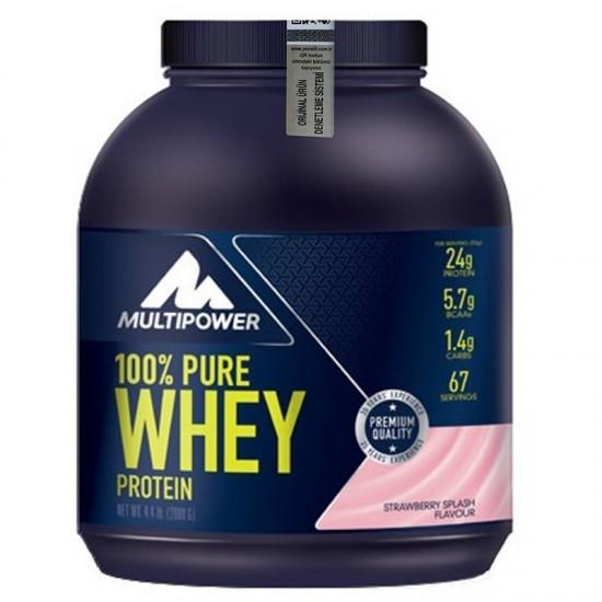 Multipower Whey Protein 2000 Gr