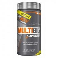 Bigjoy Multibig Vitamin 90 Kapsül
